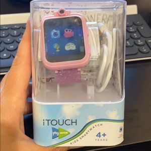 ITouch Unisex PlayZoom Touchscreen Smart Watch